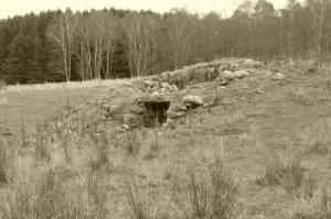 Balnacraig - near by lime kiln