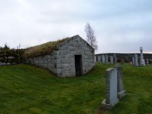 Coull Kirkard Mort house