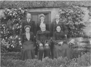 1870 John Esson Mary Forbes Children Alexander John Isabella Christian