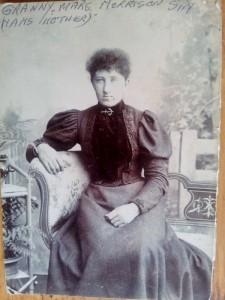 1890s Margaret Morrison Sim
