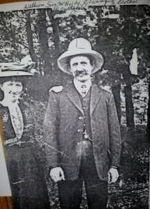 1890s William Sim McHardy 28.12.1865 and Margaret Morrison Sim 9.12.1872