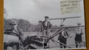 1920 Alexander Esson Ed Gordon(qu.) Charlie Gill and Jock Innes