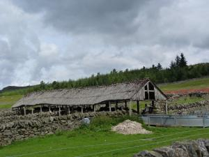 Old Barn near Enochdhu